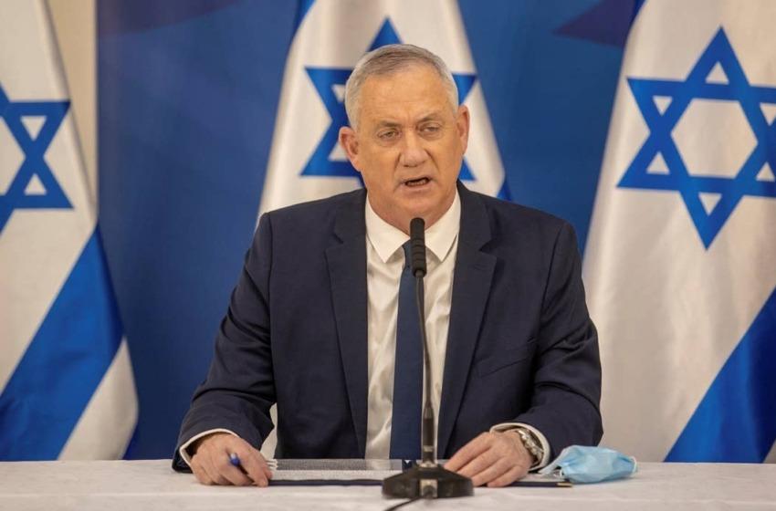 گانتز: نتانیاهو خواستار تفرقه میان شهروندان است!