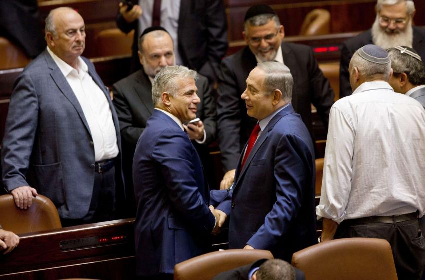 نبردهای سریالی کابینه اضطرار ملی و اپوزیسیون رژیم صهیونیستی