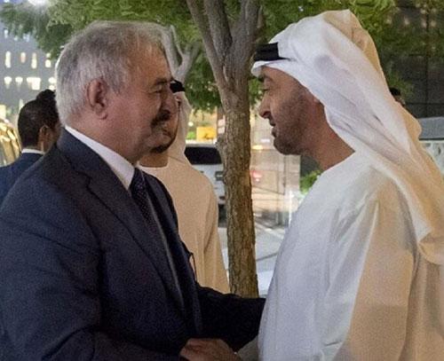 امارات در لیبی، تکرار دو راهی یمن