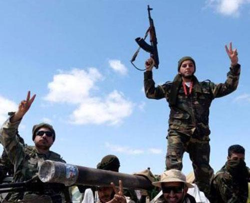 روند همکاری و حمایت ترکیه از جنگجویان نیابتی در سوریه