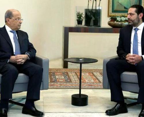 وساطت نماینده مکرون و معاون سیاسی حزب الله برای پایان بن بست در تشکیل دولت لبنان