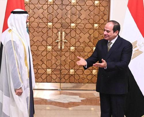 امارات به «اتحادیه گازی شرق مدیترانه» می پیوندد
