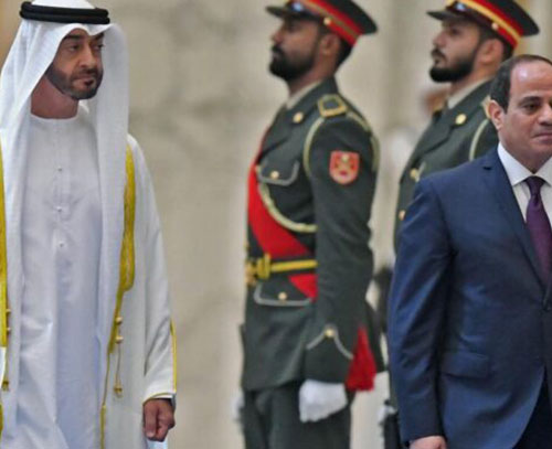 تلاش ابوظبی برای یافتن جایگزین السیسی/ علت تنش در مناسبات امارات و مصر