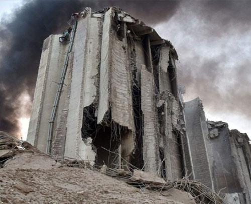 آشکار شدن پیامدهای اقتصادی انفجار بندر بیروت در سوریه