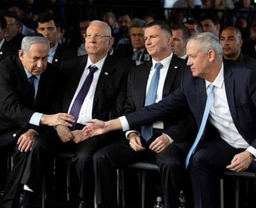 طرح الحاق کرانه باختری و بودجه؛ دو عامل تعمیق اختلافات میان نتانیاهو و گانتس