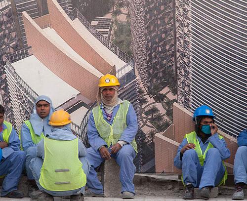 آیا دولت های خلیج فارس بدون کارگرهای خارجی قادر به ادامه حیات هستند ؟