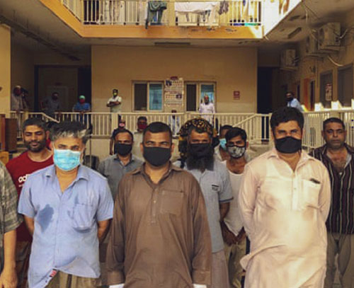 بردهداری مدرن در دولتشهرهای خلیج فارس