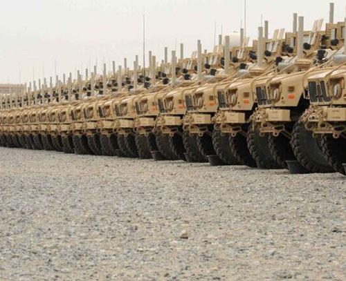 پنج کشور عربی در میان ۱۰ کشور بیشترین خریدار سلاح در جهان/ عراق رتبه یازدهم را دارد
