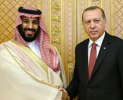 بایدن و چشم انداز صف بندی های ترکیه-قطر با عربستان-امارات