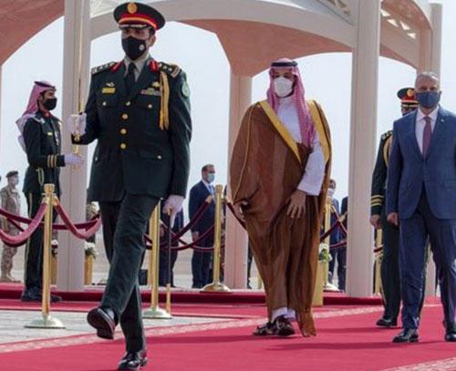 ابعاد و پیامدهای سفر نخستوزیر عراق به عربستان