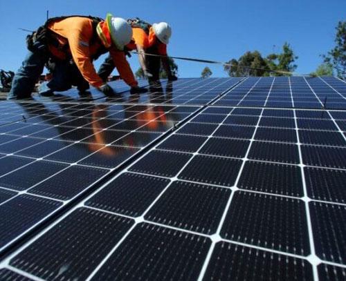 استفاده از انرژی های تجدید پذیر در کشورهای عربی
