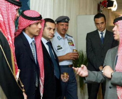 زمزمه های دست داشتن بن زاید و بن سلمان در کودتای نافرجام اردن