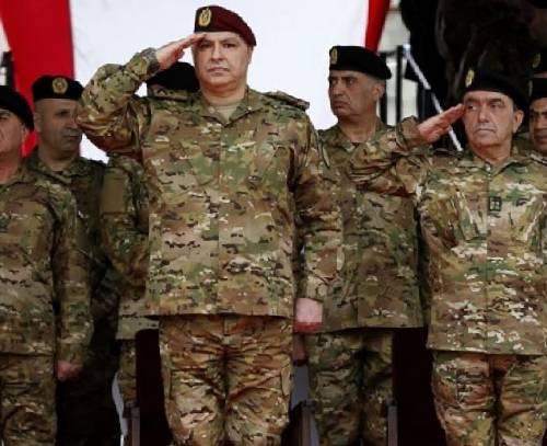 تلاش ارتش برای جدا شدن از کش مکش های سیاسی لبنان