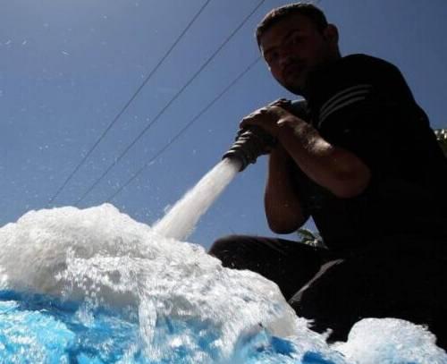 با فشار بایدن اسرائیل با انتقال آب بیشتر به اردن موافقت کرد