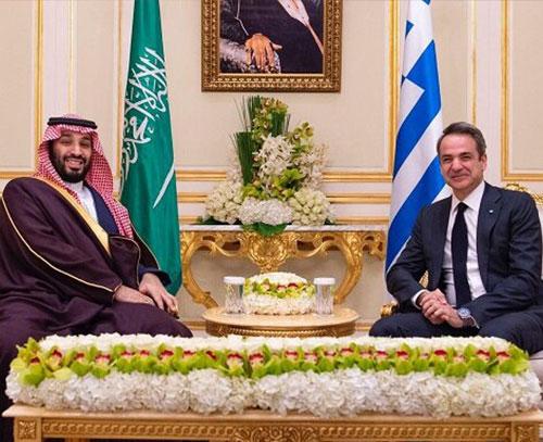 اهداف راهبردی توافقات نظامی عربستان با یونان