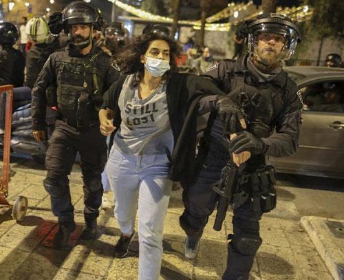 تروریسم دولتی اسرائیل علیه فلسطینیان، مشکلی را حل نمیکند