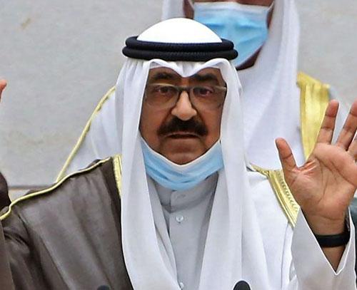 ولیعهد کویت در نخستین سفر رسمیاش فردا به عربستان می رود
