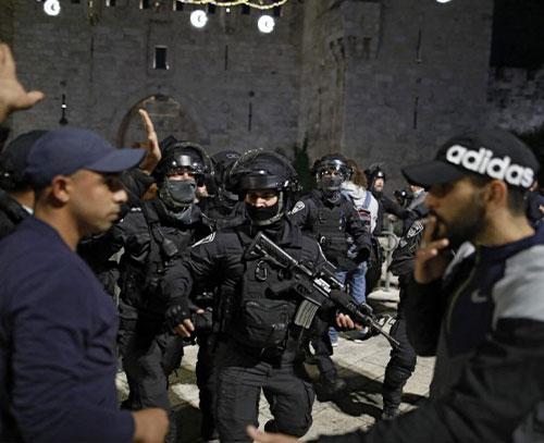 جامعه جهانی باید به نقض حقوق بشر در اسرائیل پایان دهد