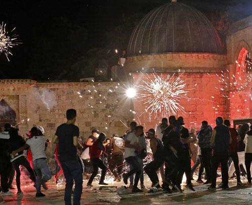 محکومیت جهانی اسرائیل به دلیل برخورد خشن با تظاهرات فلسطینیها