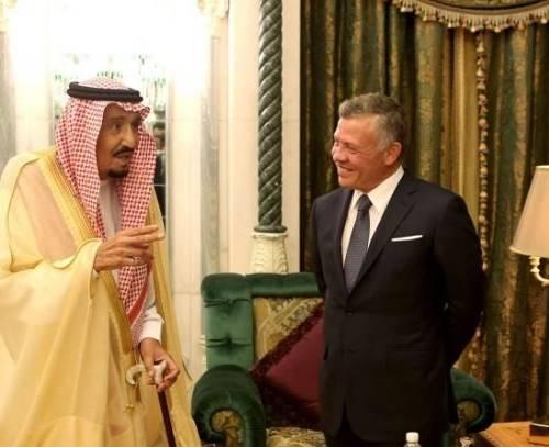 بحران در اردن و نگرانی در عربستان (بخش اول)