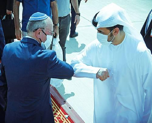 توافق گازی امارات و رژیم صهیونیستی در مدیترانه؛ خنجر از پشت به ترکیه