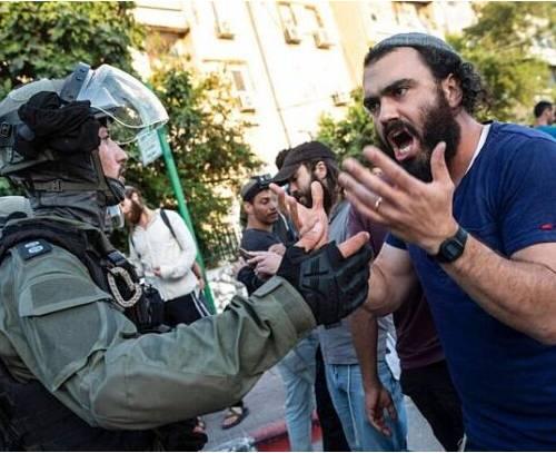 سایه «جنگ داخلی» بر جامعه اسرائیل؛ تنشها بین یهودیان افراطی و اقلیت عرب افزایش یافت