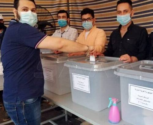 روسیه بر روند اجرای انتخابات ریاست جمهوری سوریه نظارت می کند