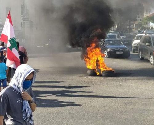 فراخوان تظاهرات در لبنان: «تصمیم با ملت است»