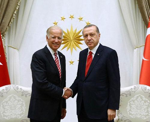 بایدن و اردوغان از دیدار «خوب» و «مثبت» در جنب نشست ناتو گفتند