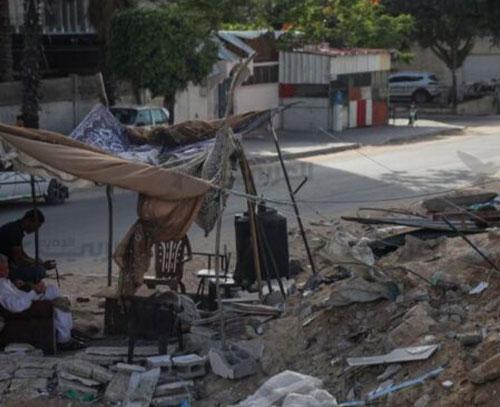 تلاش دولت جدید اسرائیل برای توافق آتشبس با حماس در قاهره