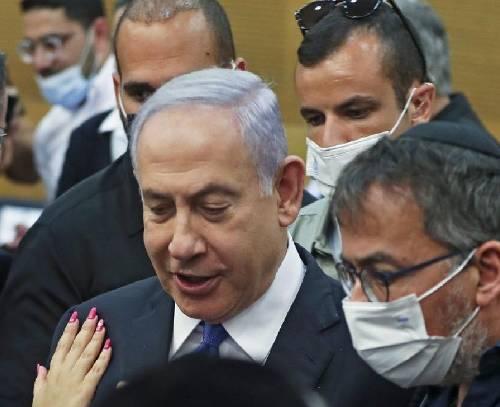 نتانیاهو از کنست خواست جلو ائتلاف مخالفانش را بگیرد