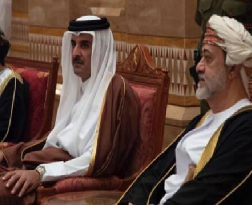 نگاهی به روابط ریشه دار و همکاری مستحکم نظامی بین قطر و عمان