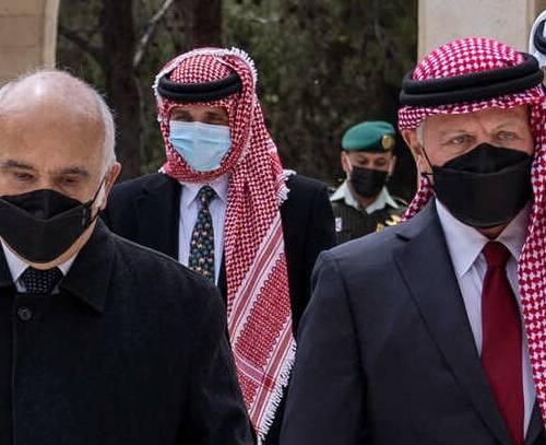 واشنگتن پست جزئیات جدیدی از کودتای اردن فاش کرد