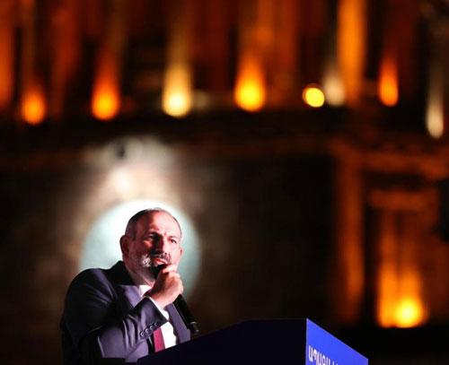 پیروزی اعتدالگرایان در انتخابات ارمنستان