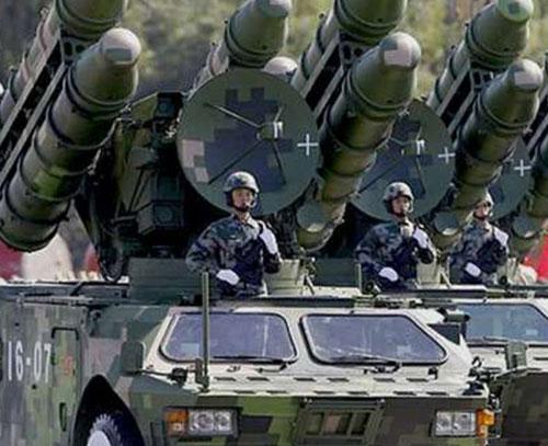 نگاهی به وضعیت صادرات و واردات تسلیحاتی چین