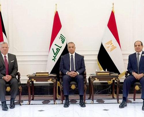 ابعاد و چشمانداز همکاریهای اردن، عراق و مصر در طرح «شام جدید»