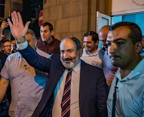 چشم انداز سیاست خارجی دولت جدید ارمنستان
