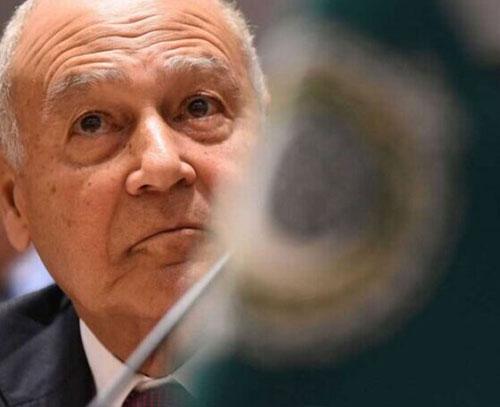 افول جایگاه اتحادیه عرب؛ «احمد ابوالغیط» دنبالهروی مواضع مصر