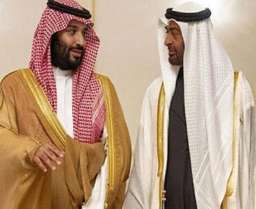 ولیعهد امارات برای سفری یکروزه به عربستان میرود