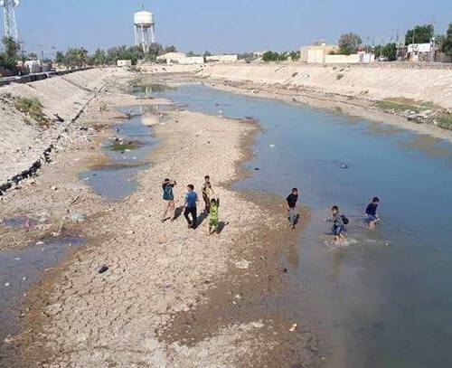 وزیر آب عراق: اگر ایران حقابه ما را رعایت نکند، به محافل بینالمللی متوسل خواهیم شد