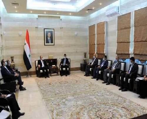 هماهنگی عراق و سوریه درباره پرونده سهمابه دو کشور از رودهای دجله و فرات