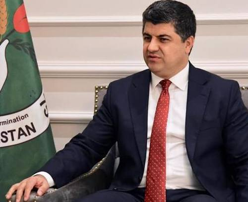 «لاهور شیخ جنگی» از ریاست مشترک اتحادیه میهنی کردستان کناره گیری کرد