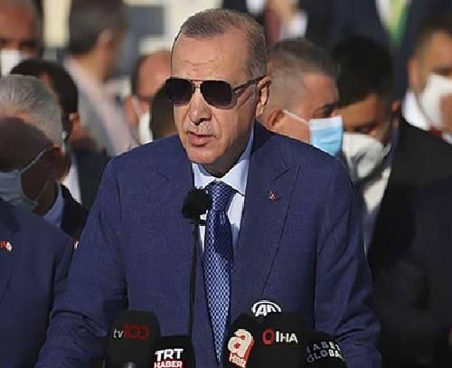 خط و نشان اردوغان با چماغ قبرس
