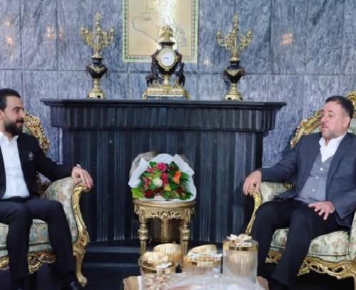 دعوای شدید الحلبوسی و الخنجر بر سر جرف النصر/ اختلاف شدید سران اهل سنت در آستانه انتخابات عراق