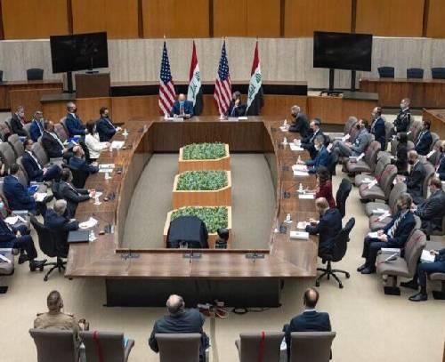 محورهای توافق استراتژیک امریکا و عراق
