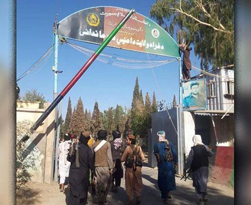 برخی گزارشها از سقوط شهر فراه به دست طالبان خبر میدهند