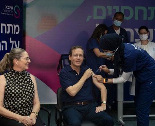 آغاز سومین نوبت واکسیناسیون در اسرائیل
