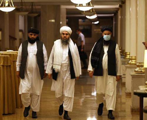 سیاست چین در قبال افغانستان پس از بهقدرت رسیدن طالبان
