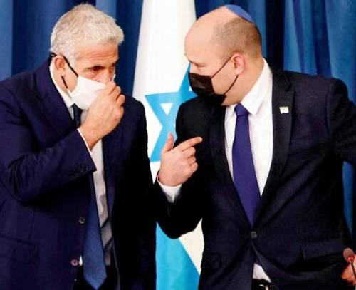 تأکید دو عضو ائتلاف حاکم در اسرائیل به سرنگون کردن دولت درصورت حمله به غزه و لبنان