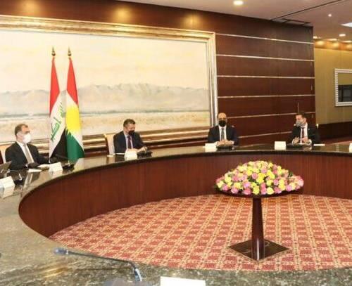 «مسرور بارزانی»: بغداد ۱۰ ماه است هیچ حقوقی به اربیل نداده